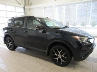 Used 2018 Toyota RAV4 SE NO DAMAGE CLEAN CARPROOF for sale in Toronto, ON