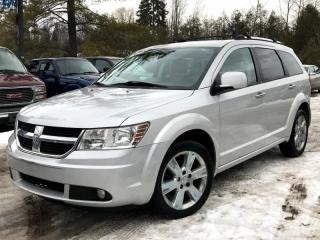Used 2010 Dodge Journey AWD 4dr R/T 3rd row seats DVD Camera for sale in Holland Landing, ON