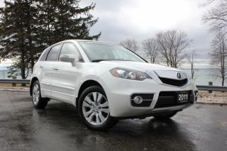 Used 2011 Acura RDX AWD 4dr Tech Pkg for sale in Oshawa, ON
