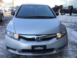 Used 2010 Honda Civic 4dr Auto DX-G for sale in Hamilton, ON
