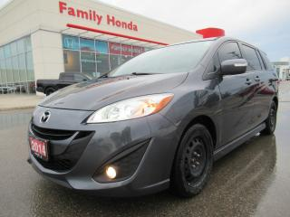 Used 2014 Mazda MAZDA5 GT, 2 SETS OF RIMS AND TIRES! for sale in Brampton, ON