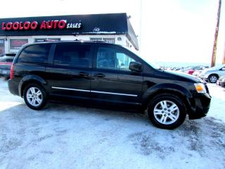 Used 2010 Dodge Grand Caravan SXT STOW & GO NAVIGATION DVD CERTIFIED 2YR WARRANTY for sale in Milton, ON