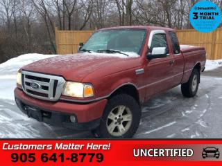 Used 2006 Ford Ranger XLT  4X4, FX4 PKG, AS IS, (UNCERTIFIED), AS TRADED IN for sale in St. Catharines, ON