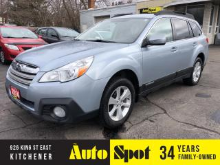 Used 2014 Subaru Outback 2.5i w/Convenience Pkg for sale in Kitchener, ON