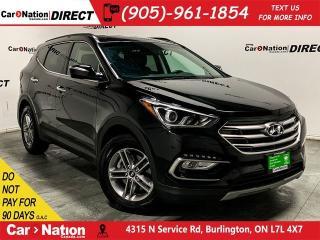 Used 2018 Hyundai Santa Fe Sport 2.4 Premium  AWD  BLIND SPOT DETECTION  for sale in Burlington, ON