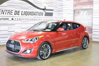 Used 2017 Hyundai Veloster Turbo for sale in Laval, QC