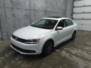 Used 2014 Volkswagen Jetta TDI Diesel for sale in Lévis, QC