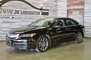 Used 2016 Acura TLX Tech+awd+gps+cuir+ma for sale in Laval, QC