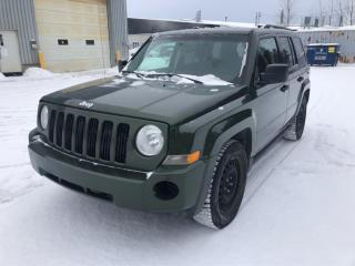 Used 2008 Jeep Patriot SPORT for sale in Mirabel, QC
