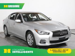 Used 2014 Infiniti Q50 PREMIUM CAMERA DE for sale in St-Léonard, QC