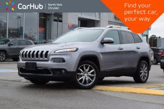 Used 2018 Jeep Cherokee Limited|Backup_Cam|Keyless_Go|Keyless_Entry|Bluetooth|18