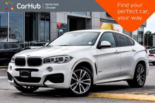 Used 2017 BMW X6 xDrive35i|M-Sport.Aero.Lighting.Pkgs|Head-up.Display|H/K.Audio|Heated.Seats| for sale in Thornhill, ON