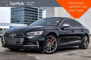 Used 2018 Audi S5 Sportback Technik|Sunroof|Nav|Backup_Cam|Keyless_Go|Bluetooth|18