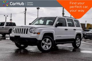 Used 2014 Jeep Patriot Sport|4x4|Am Fm Radio|Speed Control for sale in Bolton, ON