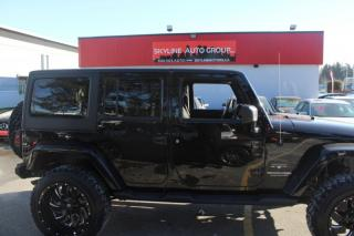 Used 2018 Jeep Wrangler JK Unlimited Sahara 4x4 for sale in Surrey, BC