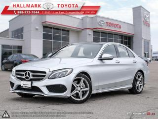 Used 2016 Mercedes-Benz C 300 4MATIC Sedan for sale in Orangeville, ON