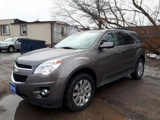 Used 2010 Chevrolet Equinox LT AWD,certified for sale in Oshawa, ON