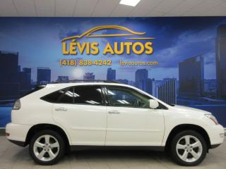 Used 2008 Lexus RX 350 Awd V-6 Cuir Ch for sale in Lévis, QC