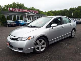 Used 2010 Honda Civic Sdn LX for sale in Oshawa, ON