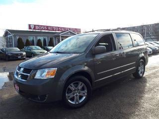 Used 2010 Dodge Grand Caravan DVD & NAVI for sale in Oshawa, ON