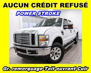 Used 2009 Ford F-350 Fx4 4x4 Power Stroke for sale in Mirabel, QC