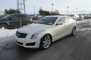 Used 2014 Cadillac ATS T.ouvrant Awd for sale in St-Rémi, QC
