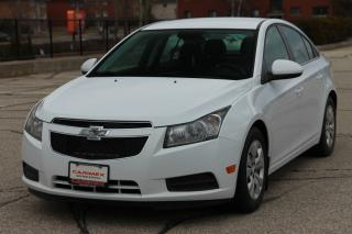 Used 2013 Chevrolet Cruze LT Turbo Bluetooth | AC | Cruise Control | CERTIFIED for sale in Waterloo, ON