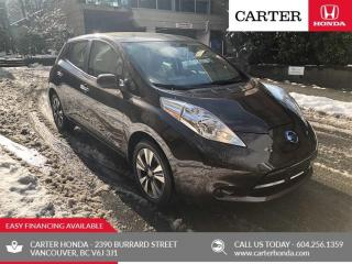 Used 2016 Nissan Leaf for sale in Vancouver, BC
