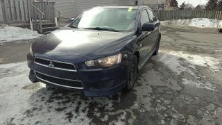 Used 2014 Mitsubishi Lancer for sale in Oshawa, ON