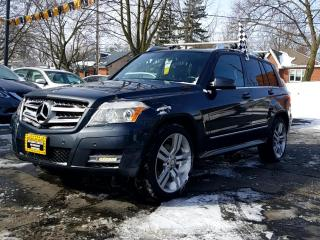 Used 2011 Mercedes-Benz GLK-Class 4MATIC 4dr GLK 350 for sale in Guelph, ON