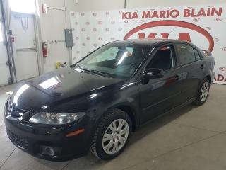 Used 2007 Mazda MAZDA6 GS for sale in Ste-Julie, QC