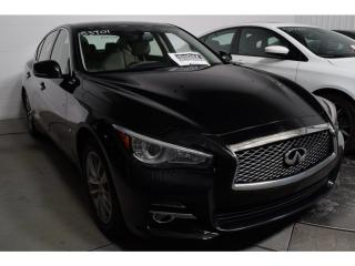 Used 2014 Infiniti Q50 Awd Cuir Mags Toit for sale in L'ile-perrot, QC