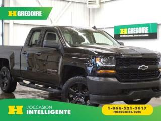 Used 2017 Chevrolet Silverado 1500 AWD CAMÉRA DE RECUL for sale in St-Léonard, QC