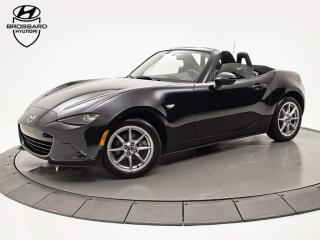 Used 2016 Mazda Miata MX-5 Bluetooth, Cruise for sale in Brossard, QC