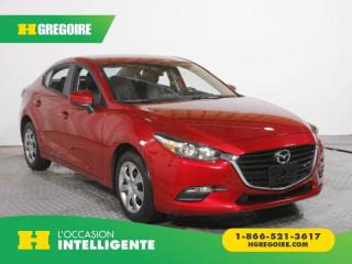 Used 2018 Mazda MAZDA3 GX CAMERA DE RECULE for sale in St-Léonard, QC