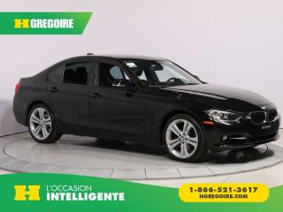 Used 2015 BMW 328i xDrive for sale in St-Léonard, QC