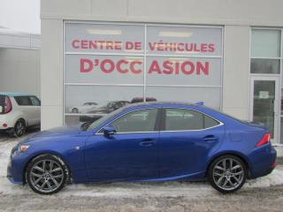 Used 2014 Lexus IS 350 for sale in Montréal, QC