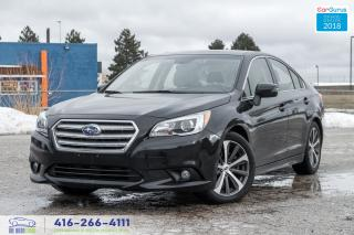 Used 2016 Subaru Legacy 3.6R Limited + Tech Pkg Certified Warranty 1 owner for sale in Bolton, ON