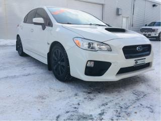 Used 2017 Subaru WRX for sale in Lévis, QC