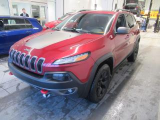 Used 2015 Jeep Cherokee for sale in Dollard-des-Ormeaux, QC