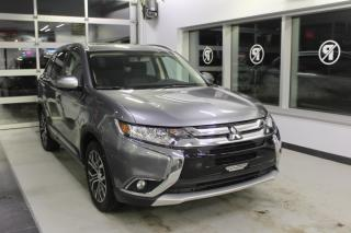 Used 2018 Mitsubishi Outlander SE AWC ÉDITION TOURING *TOIT OUVRANT ÉLE for sale in Lévis, QC