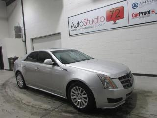 Used 2010 Cadillac CTS **CTS4**3.0L**4X4**TOIT PANO**CUIR** for sale in Mirabel, QC