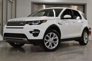 Used 2016 Land Rover Discovery Sport Hse 7 Passagers for sale in Laval, QC