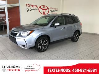 Used 2014 Subaru Forester 2.0XT Touring for sale in Mirabel, QC