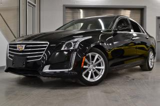 Used 2017 Cadillac CTS 2.0L Turbo for sale in Laval, QC