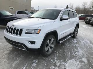 Used 2015 Jeep Grand Cherokee LIMITED 4X4 for sale in Sherbrooke, QC