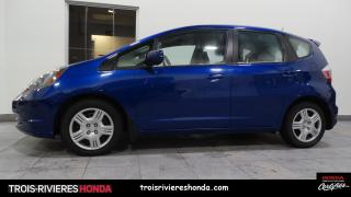 Used 2013 Honda Fit LX for sale in Trois-Rivières, QC