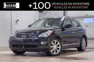 Used 2015 Infiniti QX50 Journey for sale in Montréal, QC