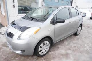 Used 2008 Toyota Yaris 5dr HB for sale in Mascouche, QC