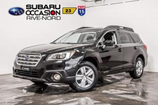 Used 2017 Subaru Outback Cam.recul+sieges.ch for sale in Boisbriand, QC